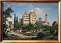 Albert Emil Kirchner, Schloss und Stadt Aulendorf (1860) - cropped.jpg