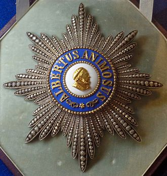 Albert Order - Grand Cross Star of the order