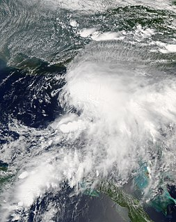 Tropical Storm Alberto (2006) Atlantic tropical cyclone