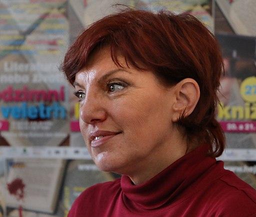 Alena Mornštajnová, 2017