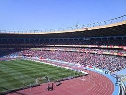 Aleppo International Stadium, day view, 2009 (2).jpg