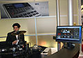 Alesis SR18 (Winter NAMM 2009).jpg