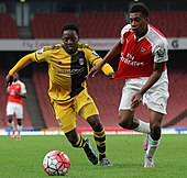 Alex Iwobi - Wikipedia