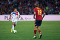 Alexis Sanchez - Spain vs. Chile, 10th September 2013.jpg