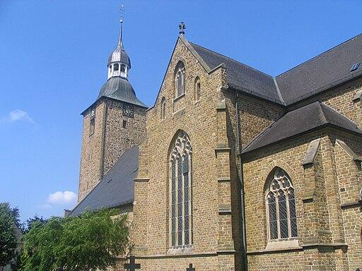Alfhausen johanneskirche