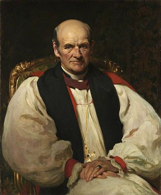 Archbishop of Wales - Image: Alfred George Edwards by Solomon J Solomon