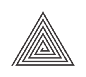 Algorave - Algorave logo (a spirangle).