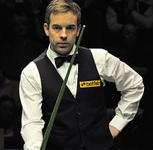 Ali Carter at Snooker German Masters (DerHexer) 2013-02-02 06.jpg
