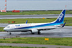 All Nippon Airways, B737-800, JA62AN (21064487921).jpg