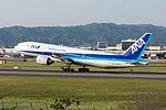All Nippon Airways, B777-200, JA741A (16730995284).jpg