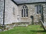 All Saints, South Milton, Devon. Variations in windows.jpg