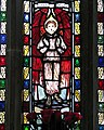 All Saints church - south aisle window (detail) - geograph.org.uk - 1638029.jpg