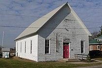 Allentown Union Hall (Illinois) from SE 2.jpg