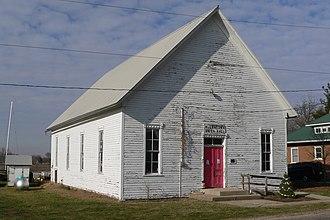 Allentown, Illinois - Allentown Union Hall