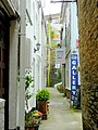 Alley in Padstow - geograph.org.uk - 1240398.jpg