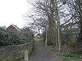 Alleyway to Sunnyheath - geograph.org.uk - 702019.jpg