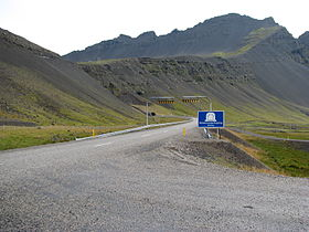 Image illustrative de l'article Tunnel de l'Almannaskarð