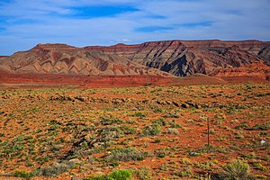 Bears Ears National Monument - Bears Ears seen from southeast