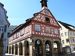 Alte Rathaus Waiblingen4