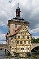 Altes Rathaus, Bamberg, South view 20200621 1.jpg