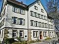 Altes Schulhaus, jetzt Kindergarten in Maichingen - panoramio.jpg