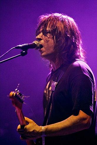 Faust (band) - Image: Amaury Cambuzat April 2007