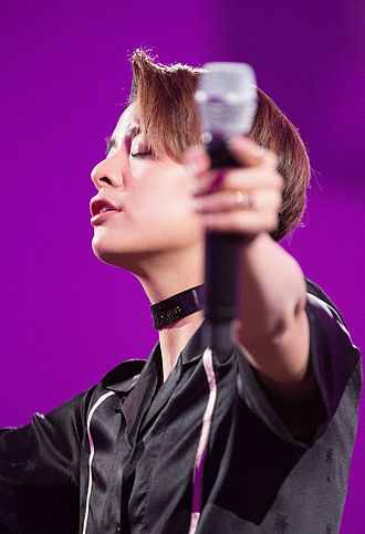 Amber Liu (singer) - Amber Liu at Style Icon Asia 2016