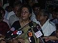 Ambika Soni - Press Conference - Science City - Kolkata 2006-07-04 5220040.JPG