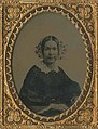 Ambrotype of a woman, approximately 1857-1858 (PORTRAITS 1653).jpg