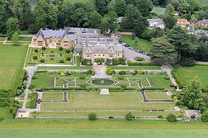 Amport House - Image: Amport House near Andover, Hampshire MOD 45154000