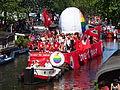 Amsterdam Gay Pride 2013 boat no17 Vodafone pic2.JPG