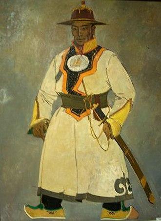 Amursana - Image: Amursana