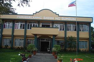 Bombon, Camarines Sur - Municipal Hall