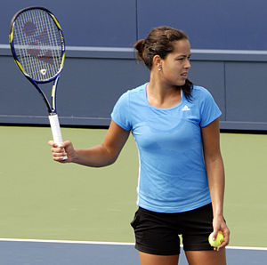 Ana Ivanović at the 2009 US Open 04.jpg