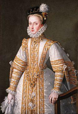 Ana de Austria, reina consorte de España (Museo Lázaro Galdiano).jpg