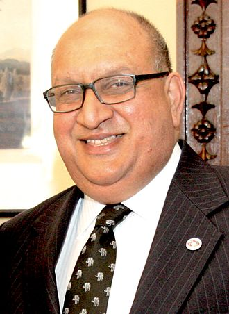 Special Honours 2009 - Image: Anand Satyanand 2014