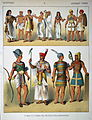 Ancient Times, Egyptian. - 002 - Costumes of All Nations (1882).JPG