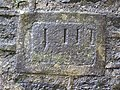 Ancient stone, Grotto Wall - geograph.org.uk - 1000365.jpg
