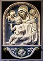 Andrea della robbia, madonna col bambino, 1490-1500 ca.jpg