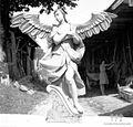 Angel (lesena plastika), izdelal Jože Tome (cca. 1890), Goričica 1948 (2).jpg
