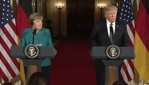 Angela Merkel Donald Trump 2017-03-17 (cropped)
