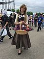 Anime North 2017 Disney Briar Rose IMG 5034.jpg