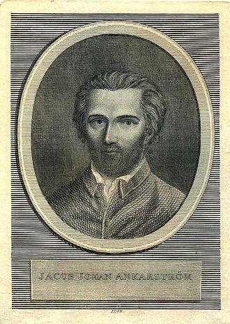Jacob Johan Anckarström - Image: Ankarström