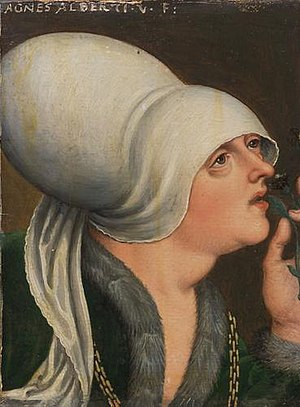 Anne of Austria, Landgravine of Thuringia