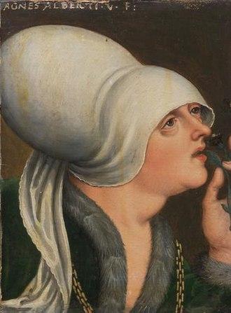 Anne of Austria, Landgravine of Thuringia - Anne of Austria by Anton Boys