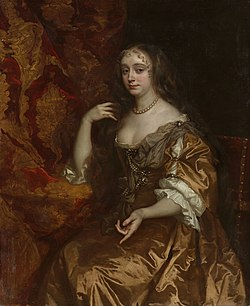 Anne Hyde, Duchess of York, 1662 by Lely.jpg