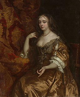 Anne Hyde, Duchess of York, 1662 by Lely