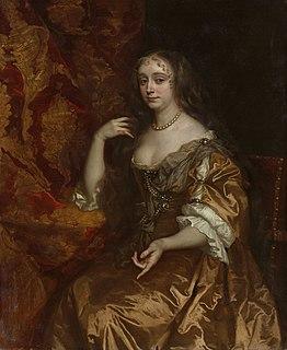 Anne Hyde 17th-century English duchess