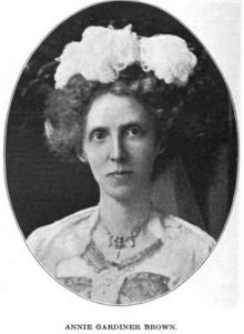 Titre original:  Annie Gardner Barr - Wikipedia