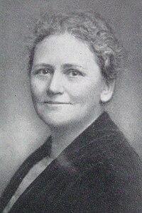 Annie Åkerhielm 1959.   JPG